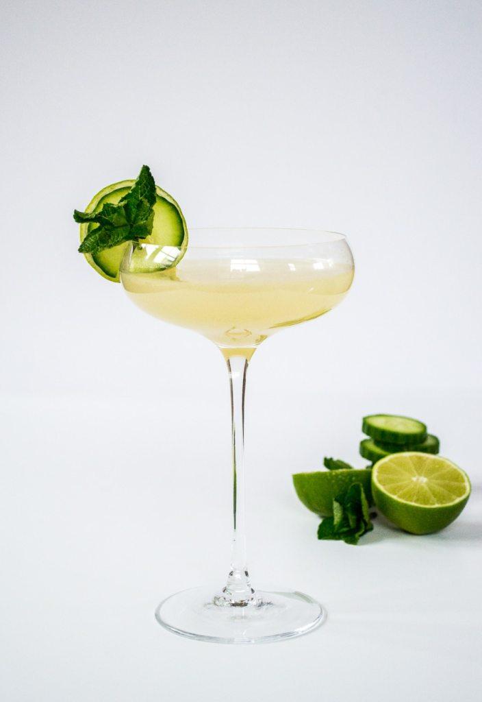 English Garden Cocktail 2
