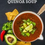 Recipe: Smoky Mexican Quinoa Soup