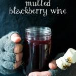 Recipe: Bonfire Night Mulled Blackberry Wine