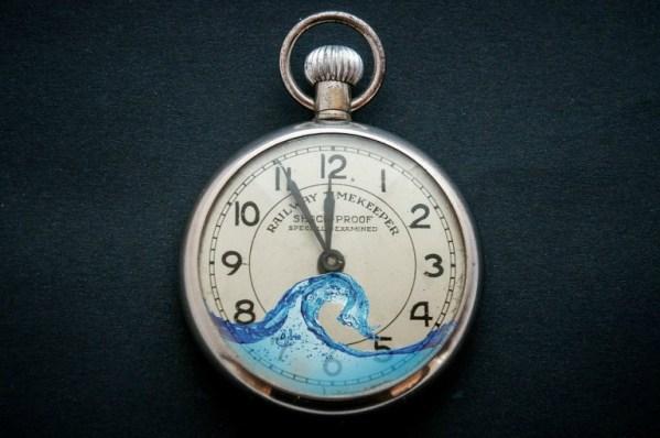 0606 Tijd is water