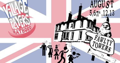 In The Wings: Fawlty Towers (Summer Show)
