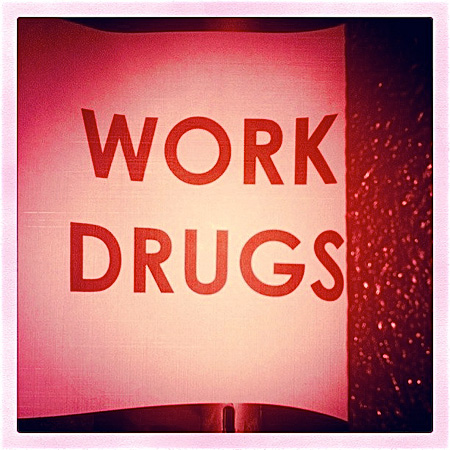 Work Drugs_Cursive Ground video