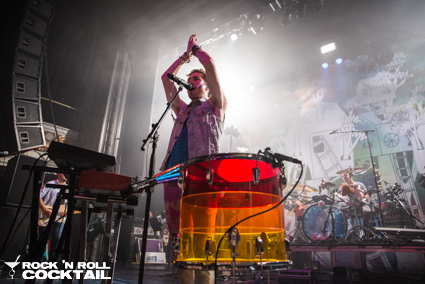 Walk the Moon at the Regency Ballroom shot by Jason Miller @Jasonmillerca-8