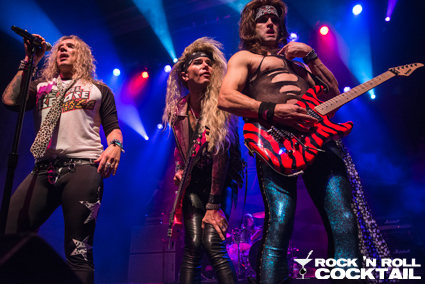 Steel Panther at The Regency Ballroom shot by Jason Miller @Jasonmillerca-2-2