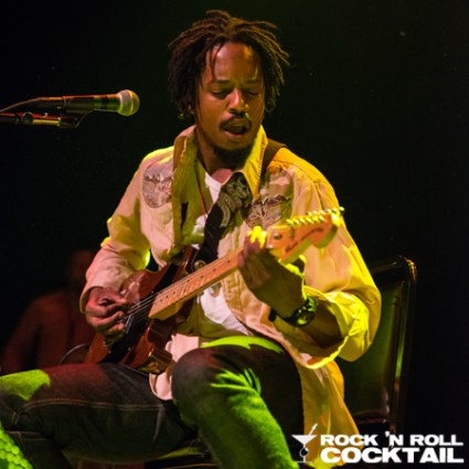 Black Joe Lewis shot by Jason Miller at The Fillmore San Francisco-8