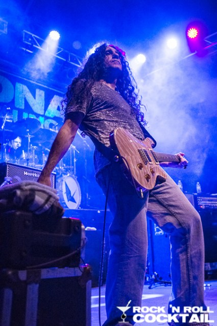 Fates Warning at the DNA Lounge in San Francisco shot by Jason Miller