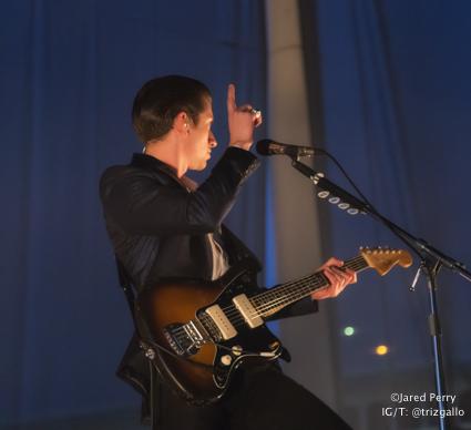 Tvd Live Arctic Monkeys At Jacobs Pavilion 622 The Vinyl District