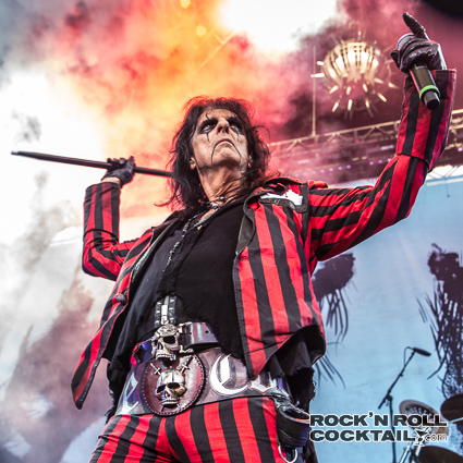 Alice Cooper Performing Live at Shoreline Amphitheatre in Mountain View (1 of 13)