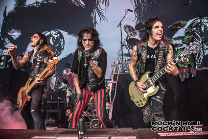Alice Cooper Performing Live at Shoreline Amphitheatre in Mountain View (1 of 4)