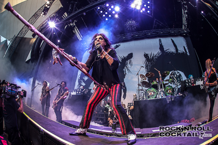 Alice Cooper Performing Live at Shoreline Amphitheatre in Mountain View (3 of 4)