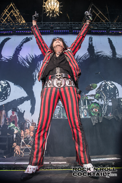 Alice Cooper Performing Live at Shoreline Amphitheatre in Mountain View (7 of 13)