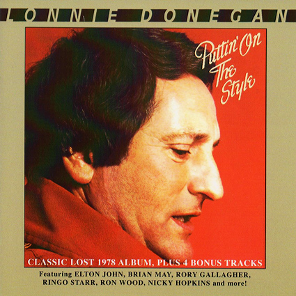 Lonnie donegan puttin on the style ukcdfront