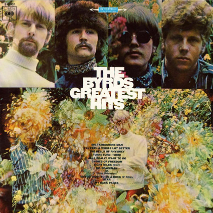 Graded On A Curve The Byrds Greatest Hits The Vinyl
