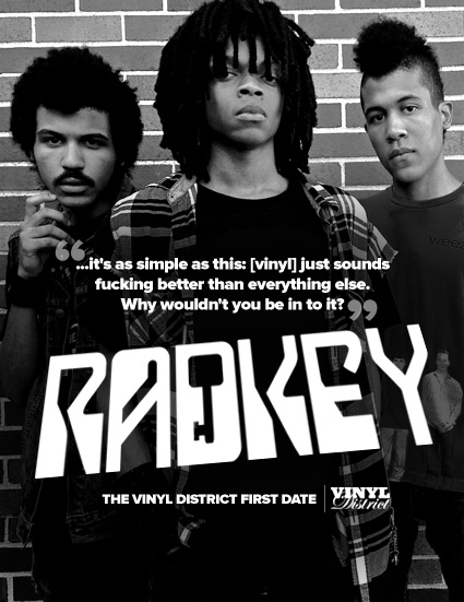 Radkey The Tvd First Date The Vinyl District