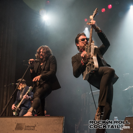 Rival Sons photographed by Jason Miller