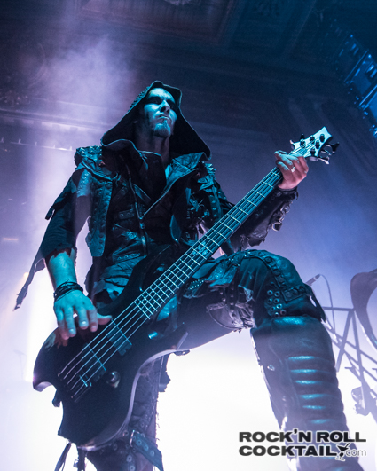 Behemoth Photographed by Jason Miller