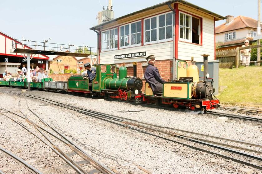 Tinkerbell & Sapper original engines gala