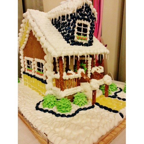 Medium Crop Of Gingerbread House Ideas