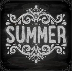 summerChalkboard