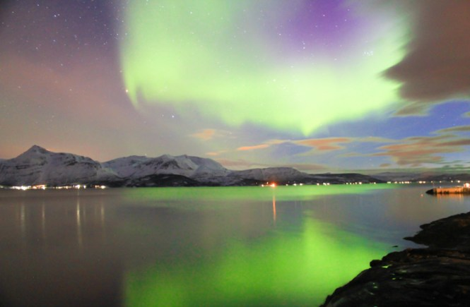 Top 3 Places To See The Northern Lights In Scandinavia The Wanderlust Bug