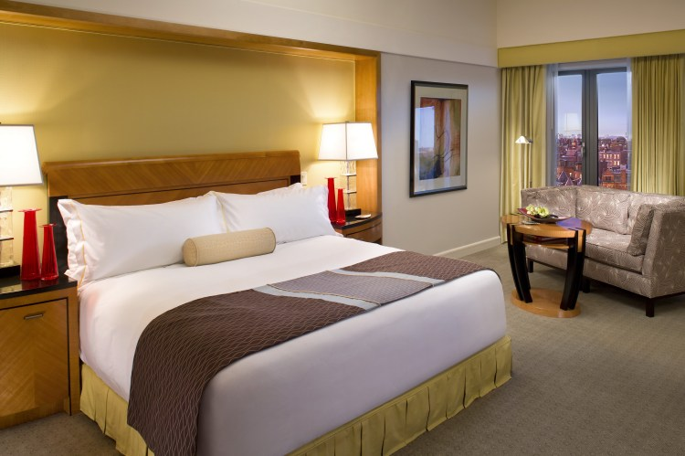 Review: A Luxury Stay At The Mandarin Oriental, Boston The Wanderlust Bug
