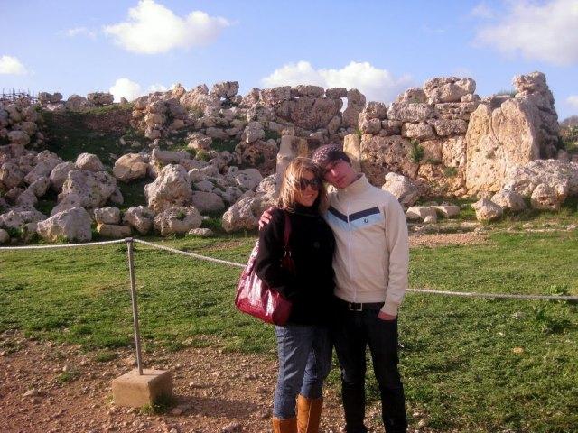 Ggantija Temples, Gozo, Malta