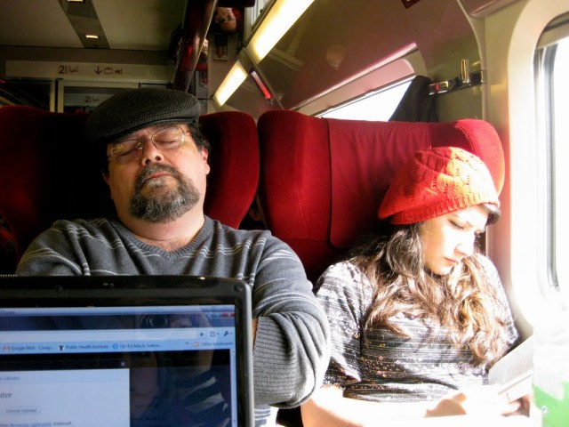 Thalys Train