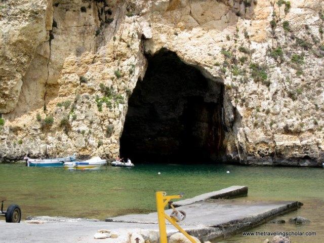 Dwejra Bay, Gozo Island, Malta