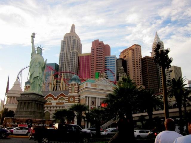New York, Las Vegas, NV