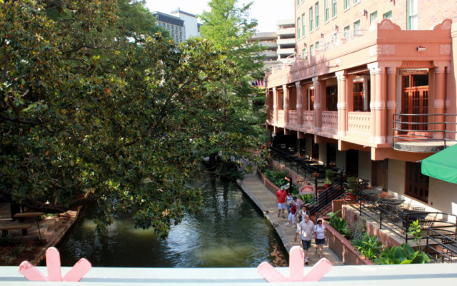 Riverwalk San Antonio, TX