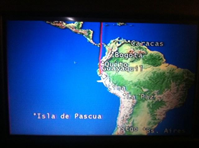 Honeymoon in Peru