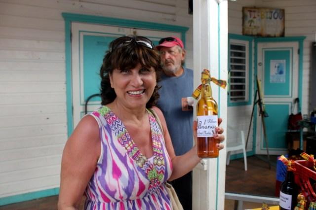 Rum Tasting in Marigot, St. Martin