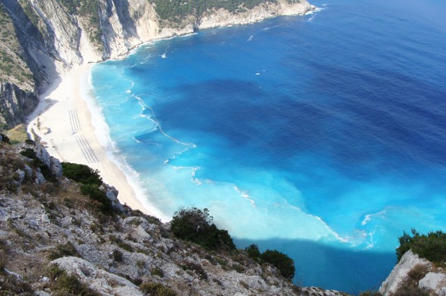 kefalonia, Greecea