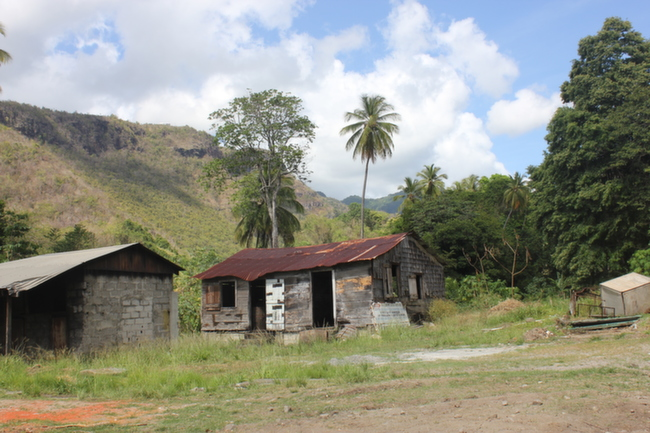 Macoucherie Rum Factory, Dominica
