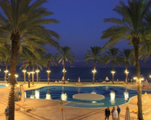 Gai Beach Resort, Tiberias, Israel