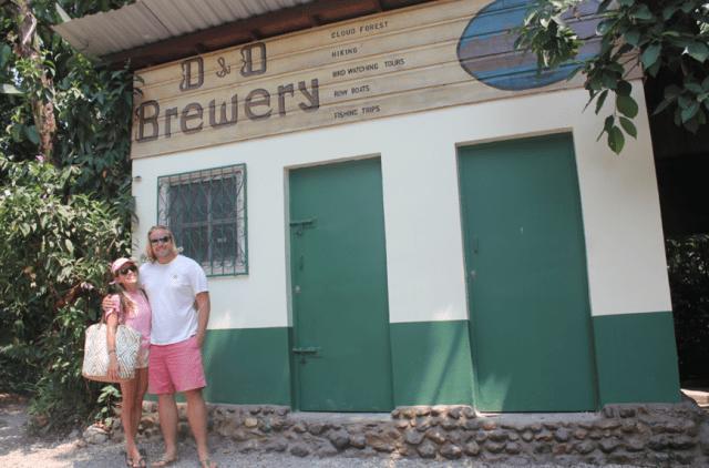 D&D Brewery, Lago de Yojoa