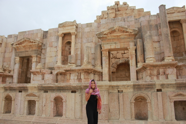Israel, The West Bank and Jordan Itinerary