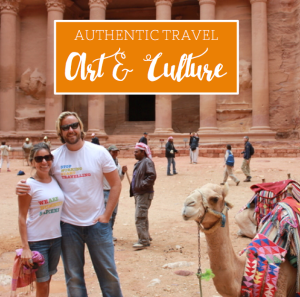 Art & CUlture - The Wanderlust Effect