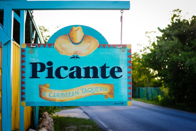 Picante, Anguilla Destination Wedding