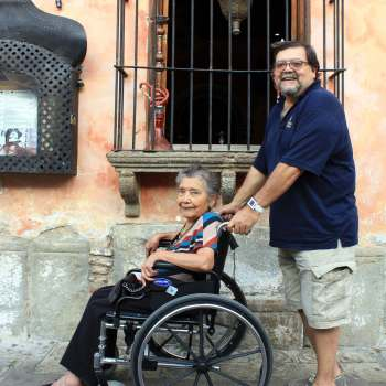 Handicap Accessibility in Guatemala