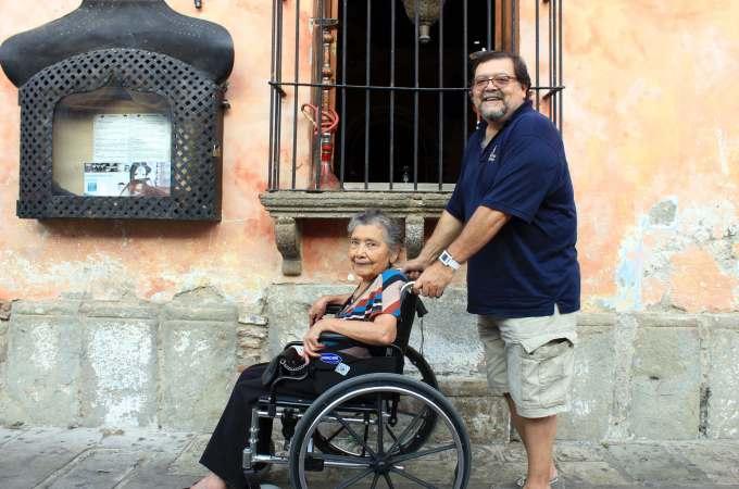 Handicap Accessibility in Guatemala