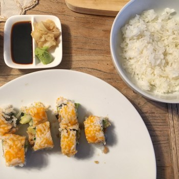 Sushi Making in Anguilla