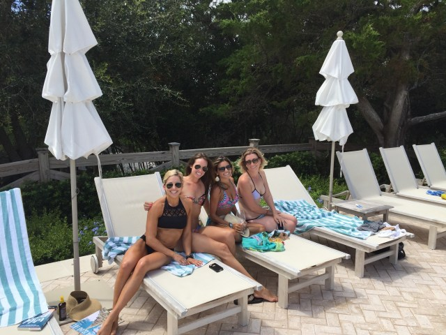 Girls Getaway on Sea Island Resort