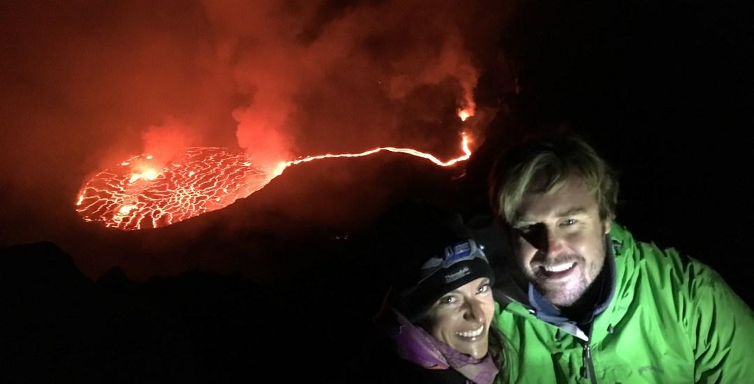 Mt. Nyiragongo Hike, DRC - The Wanderlust Effect