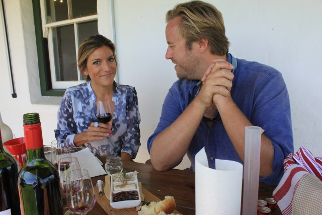 Cape Winelands Experiences, Custom Wine Blending