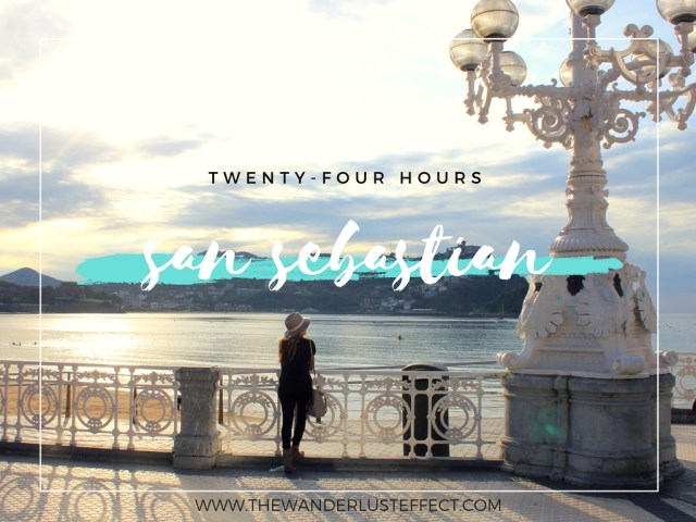 24 Hours in San Sebastian #AccorHotels24Hrs