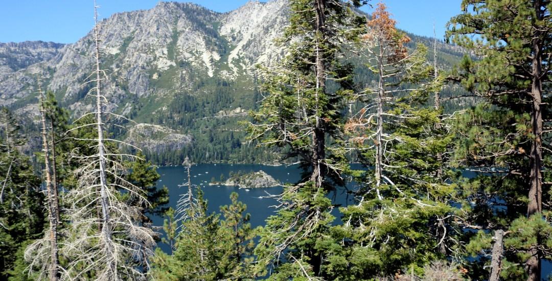 Inspiration Point, Lake Tahoe, California