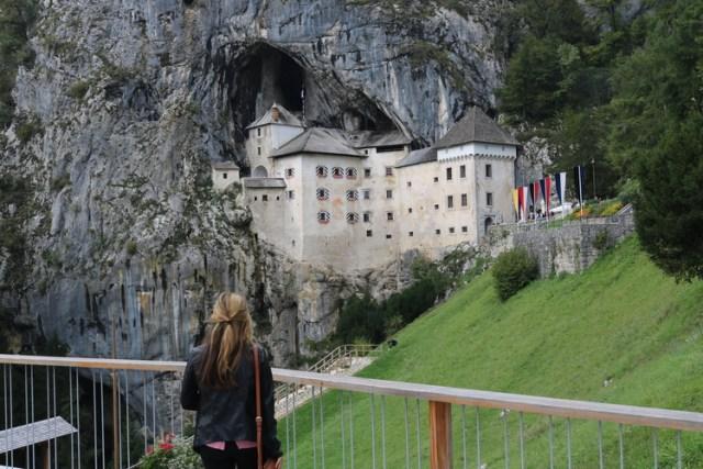 Predjama Castle, Postojna Cave, Slovenia