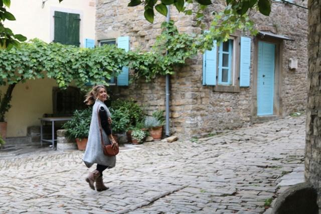 Grozjnan, Istria's Hilltop Towns