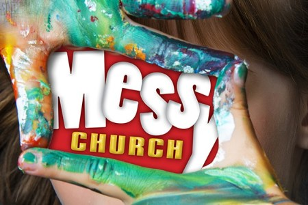 July's Messy Church @ Calmore Junior School